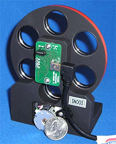 Read more about the article USB Filter Wheel
