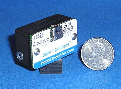 Read more about the article USB Laser Module
