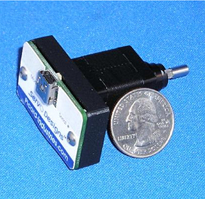 Read more about the article USB Motor Controller II