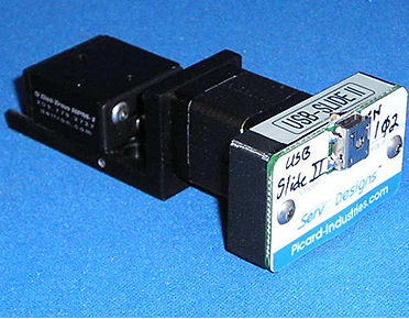 Read more about the article USB Linear Slide II